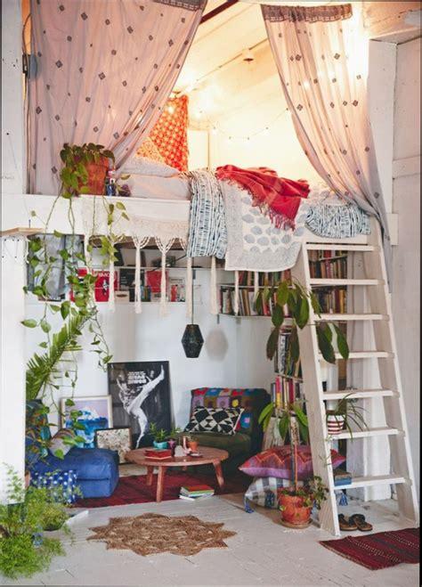 Attrayant Chambre Pour Fille Ado #8: chambre-fille-boheme-chic.jpg
