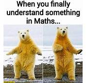 When You Finally Understand Something In Maths Dancing