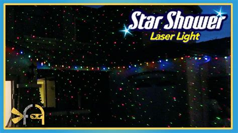 star shower laser light reviews star shower laser lights review fun family activities