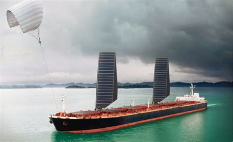 catamaran container ship quot sailing ships for the information age quot environmentally