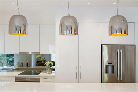 kitchen bench lighting seven great ways to use pendant lights chic chandeliers