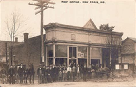 Post Office Muncie Indiana postal workers post offices on postcards post cards worldwide
