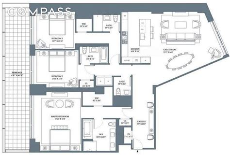 10 madison square west floor plans 10 madison square west floor plans 10 madison square west