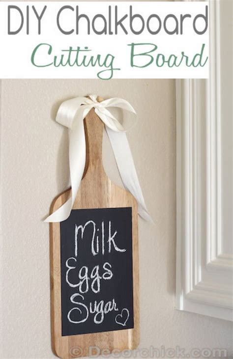 chalkboard diy projects 15 expressive diy chalkboard paint projects that can