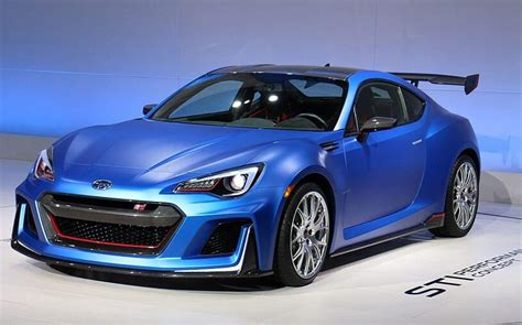 2019 subaru brz sti turbo 2019 subaru brz turbo n1 reviews 2018 2019