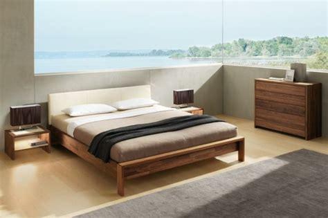 graue schlafzimmermöbel wandspiegel ombre