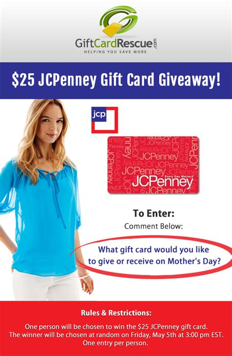 Where To Buy Jcpenney Gift Cards - does jcpenney sell visa gift cards