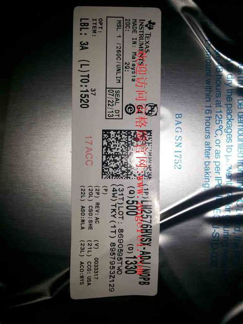 Lm2576 Lm2576s 50 Lm2576s Adj To 263 Lm2576 Adj Voltage Regulator lm2576 adj价格质量 哪个牌子比较好