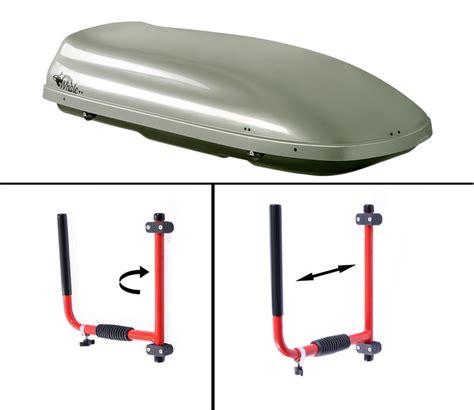 porte kayak voiture porte coffre de toit universel eckla transport en