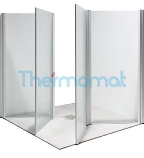 box per doccia a pavimento box doccia per piatto doccia filo pavimento altezza 100 cm