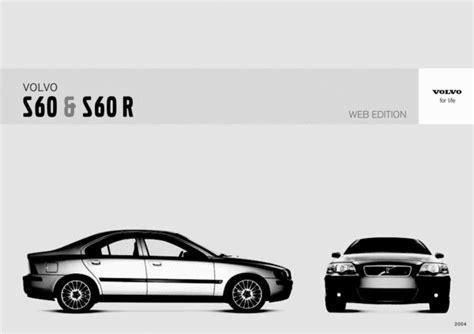 04 Volvo S60 2004 Owners Manual Download Manuals Amp Technical