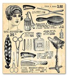 1920s hairdressing salon tools and supplies 1920s hair