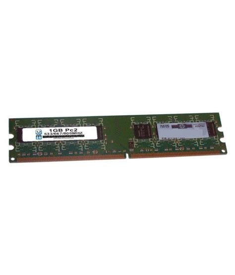 ddr2 ram 1 gb 1 gb ddr2 1 gb ddr2 ram available at snapdeal for rs 399