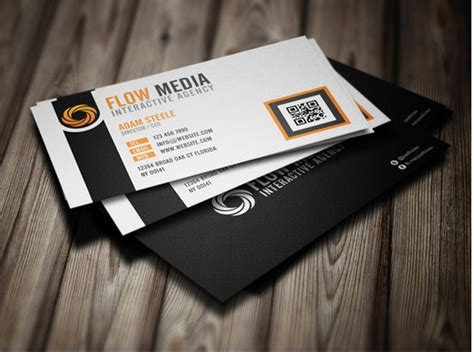 10 business card template 10 beautifully designed free small business card templates