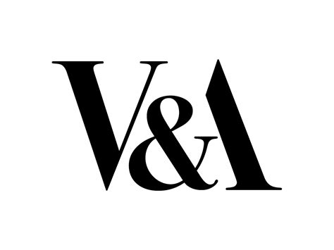 v a victoria and albert museum logo old logotype logok