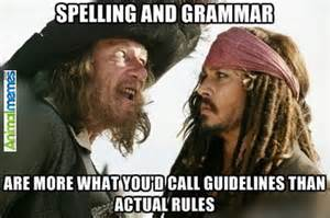 Grammar Police Meme - 20 made it here