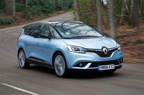 renault grand scenic renault grand scenic review 2017 autocar