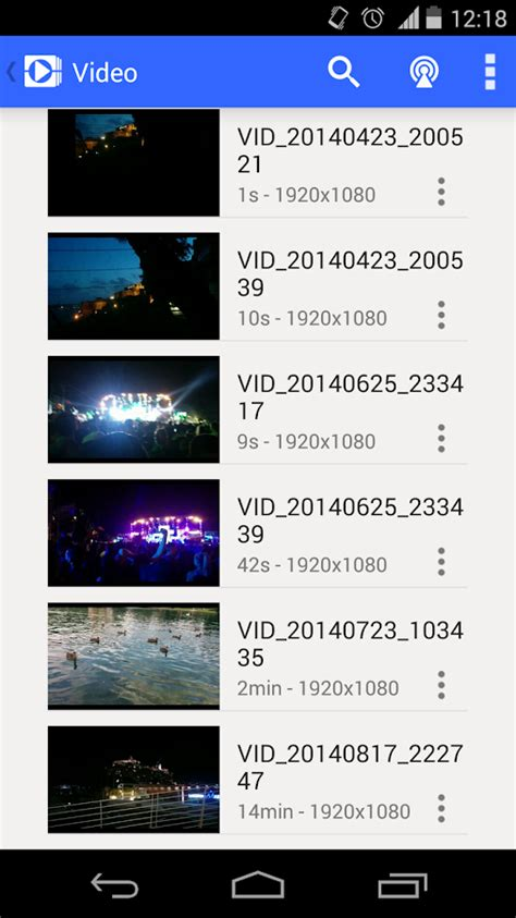 Can Android Play Mkv by Mkv Player Mp4 Dvd Android Apps On Play