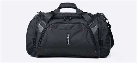 Duffle Atom Navy Waterproof Travel Bag Tas Original Murah aspensport 2017 travel bags luggage duffle bags