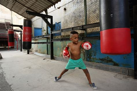 Female Backyard Boxing Female Backyard Boxing Cuba S Dedicated Young Boxers