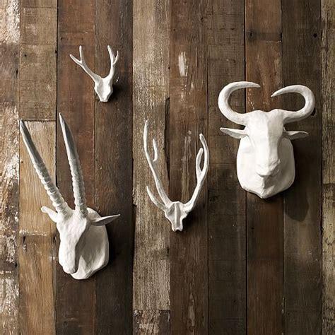 Animal Decor by Papier M 226 Ch 233 Animal Sculpture Large Antlers West Elm