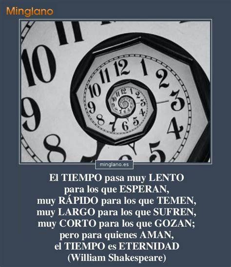 imagenes con frases sobre el tiempo frases famosas sobre el tiempo