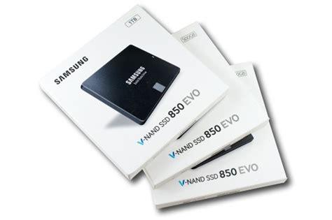 samsung ssd 850 evo mit neuem 48 layer 3d nand im test hardwareluxx