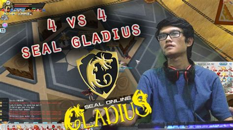 Seal Gladius 4vs4 seal gladius server