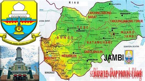 Ac Jambi sejarah berdirinya provinsi jambi lengkap gt rizano