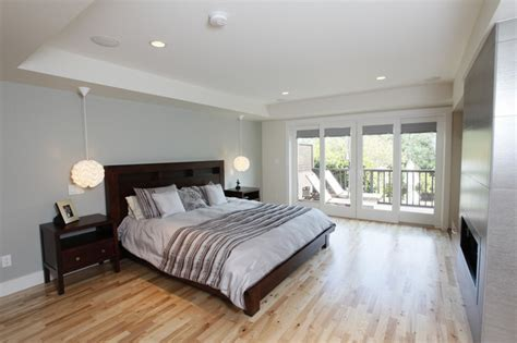 How To Convert A Garage Into A Bedroom by Master Suite Build Out Contemporary Bedroom San