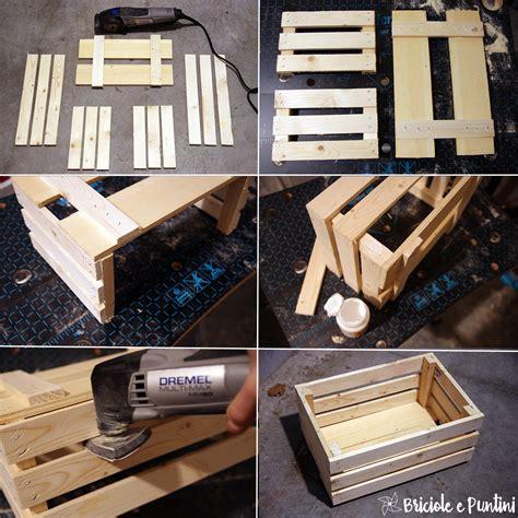 come fare una cassetta di legno tutorial home decor cassette in legno fai da te con dremel