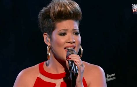 tessanne chin hairstyle tessanne chin the voice hairstyles short hairstyle 2013