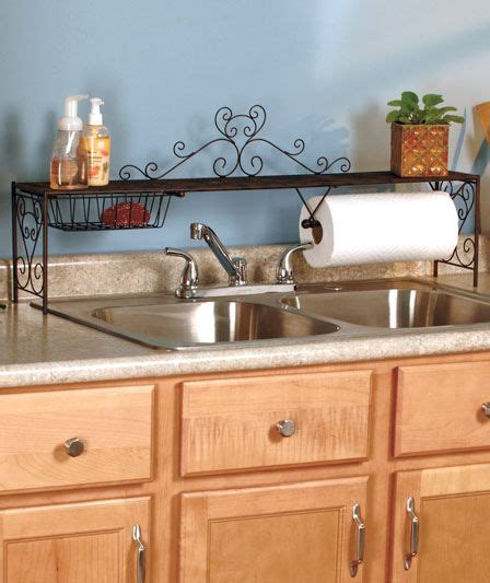 Sink Shelves Kitchen Best 25 Sink Shelf Ideas On Sink Shelf Storage And Small Apartment Organization