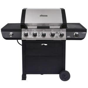 Small Patio Gas Grill Home Depot Brinkmann 5 Burner Propane Gas Grill 810 2511 S At The
