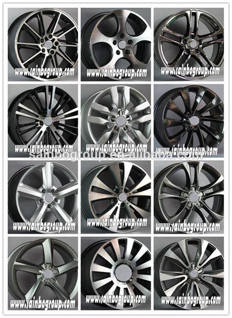 Car Wheel Types by Sainbo All Types Suv 4x4 Wheels Rims On Cars Buy
