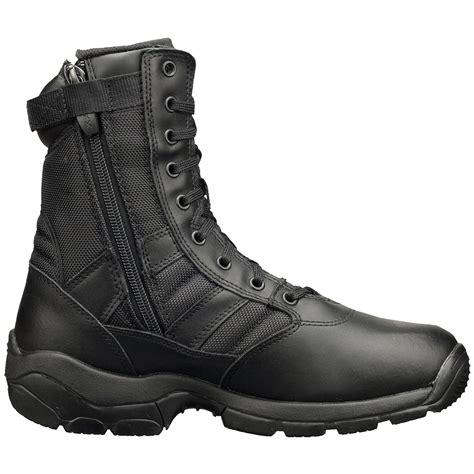 Almost Magnum Zip Black Original magnum panther 8 0 side zip water resistant boots