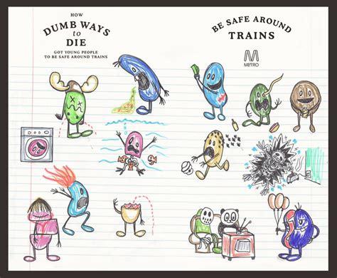 does doodle die at the end of the scarlet ibis dumb ways to die doodles sketch by sebasromang on deviantart