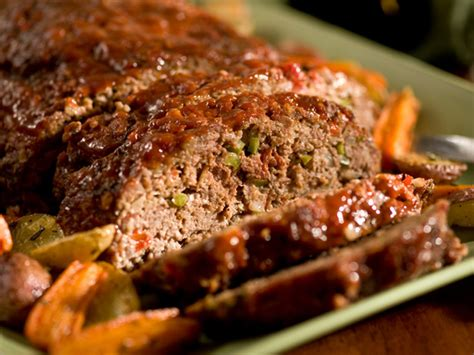basic meatloaf recipe alton brown the best meatloaf recipe dishmaps
