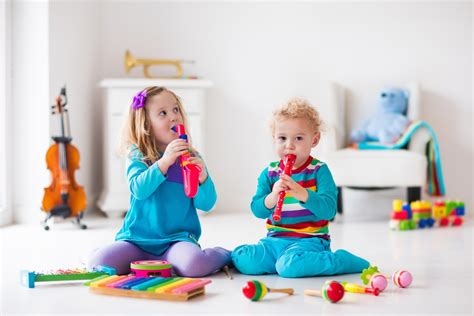 child song the importance of in early childhood development