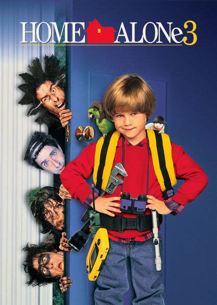 is home alone 3 1997 available to on uk netflix