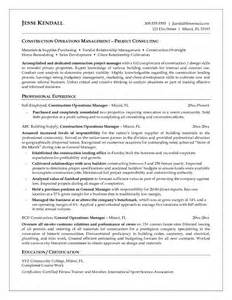 Building Operations Manager Sle Resume by Click Here To This Operations Manager Resume Template Httpwww 2017 Sle Resume For