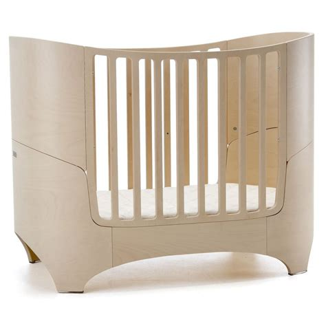 toddler cot bed leander cot modern danish design danish by design