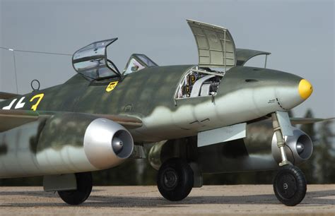 Beautiful Color Schemes Trumpeter 1 32 Me262
