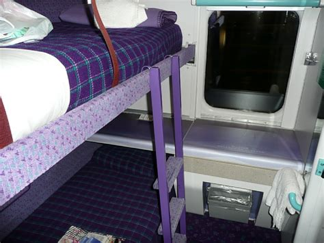 Caledonian Sleeper Berth caledonian sleeper