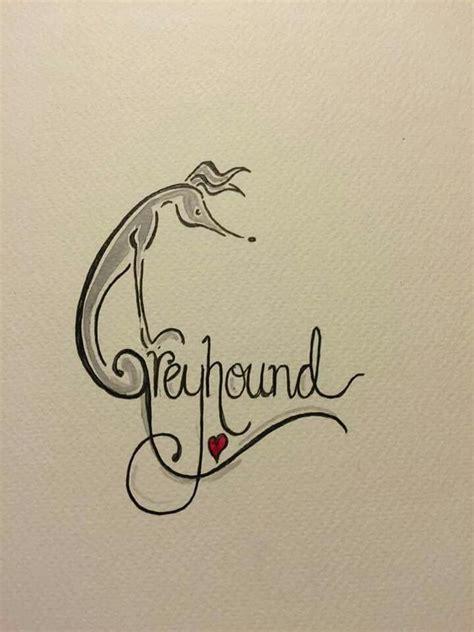greyhound tattoo 166 best greyt tats images on greyhound