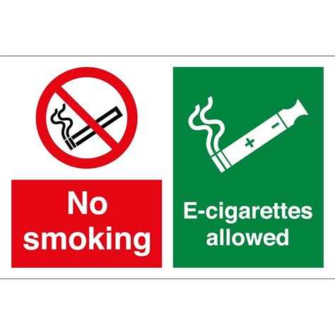 no smoking sign iq no smoking electronic cigarettes allowed signs from key