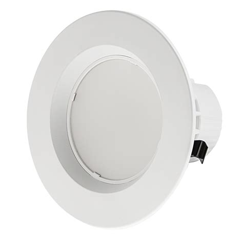 Led Light Conversion by Led Can Light Retrofit For 4 Quot Fixtures 85 Watt