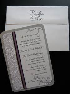 Handmade Wedding Invitations Diy - diy