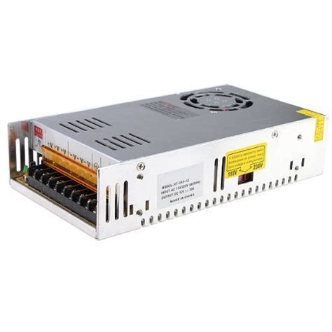 Power Supply 12v 30a Switching bmouo 12v 30a dc universal regulated switching power