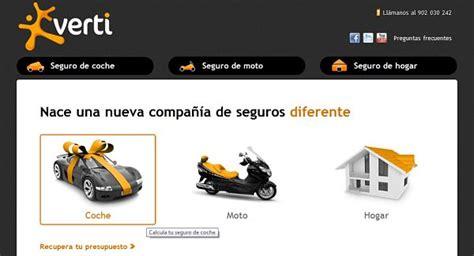 verti seguros oficina internet seguros verti aseguradora coche moto y hogar baratos online